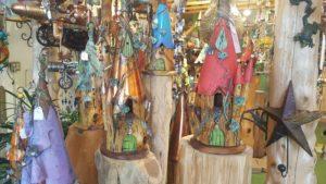 Edom birdhouses