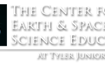 The center for earth space science education at Tyler Junior college sign