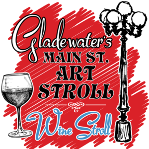 Gladewater Texas art and wine