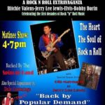 poster jucke box Rocks Show Gilmer Tx