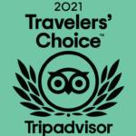 Green Trip Advisor 2021 Travelers Award