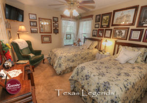 Texas Legends Room