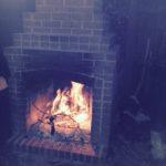 fireplace-courtyard
