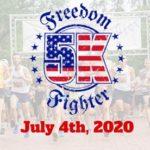 Freedom Fighter 5k logo