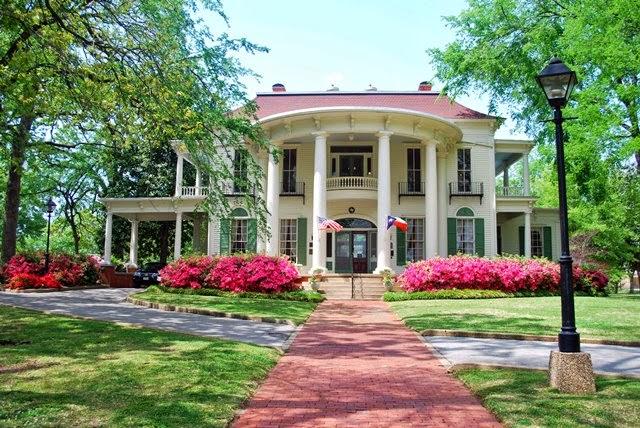Tyler Texas Bed And Breakfast The Rosevine Inn Best In East Texas
