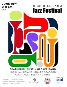 High Hill Farm jazz Festival June 19