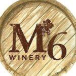 M6 winery logo