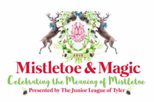 lOGO FOR 2019 mISTLETOE AND mAGIC