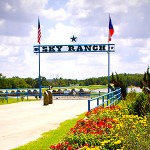 sky ranch entrance