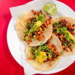 3 yummy tacos